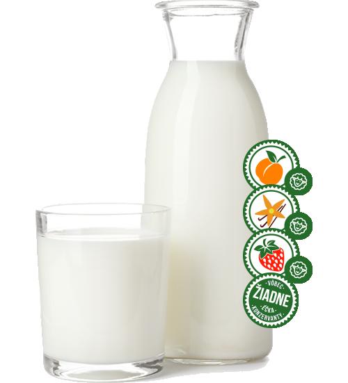 Jogurtové ovčie mlieko